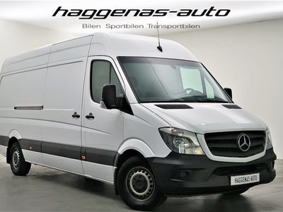 begagnad Mercedes Sprinter 316 14m2 / Automat / Backkamera