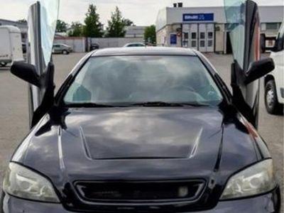 begagnad Opel Astra 2D 2.0 Turbo 200hk