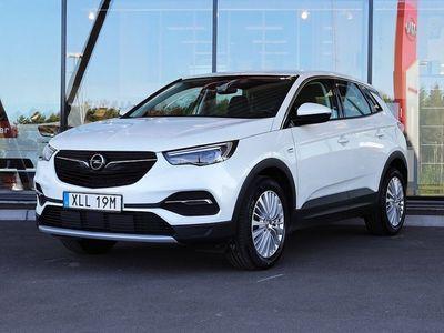 begagnad Opel Grandland X 1.2 Turbo Dynamic 130hk *Dem -19