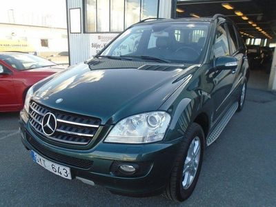 begagnad Mercedes ML280 CDI 4MATIC Automat 190hk
