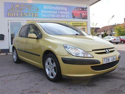 begagnad Peugeot 307 5-dörrar 2.0 XS 136hk