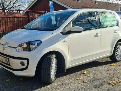 begagnad VW up! 5-dörrar 1.0 Drive