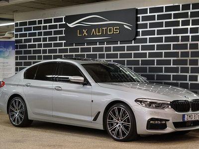 begagnad BMW 540 d xDrive 320Hk / M-Paket / Taklucka