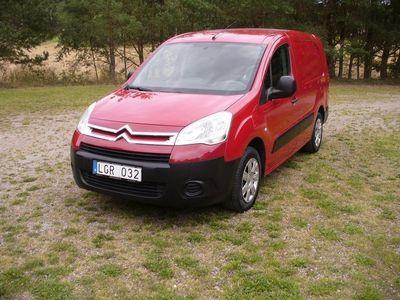 used Citroën Berlingo Van 1.6 HDi 92hk Lång. -11