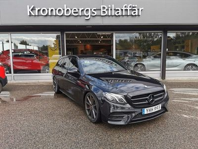 begagnad Mercedes E220 9G-Tronic AMG Sport Night SE UTR