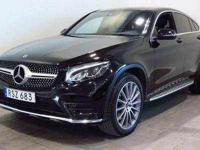 begagnad Mercedes E250 GLC D AMG 4Matic 9G-Tronic Eldrag / Backkamera