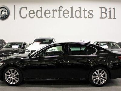 begagnad Lexus GS450H Hybrid 3.5 V6 CVT 2012, Sedan 249 900 kr