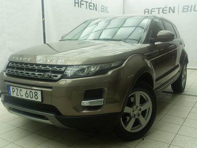 begagnad Land Rover Range Rover evoque 2,2 TD4 -15
