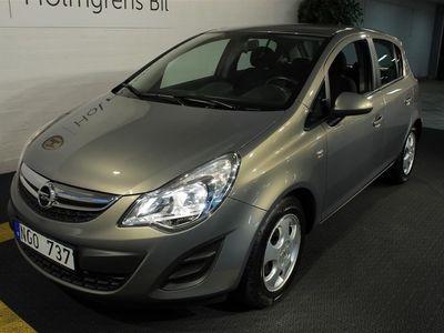 begagnad Opel Corsa 1.2 5D / Vinterhjul
