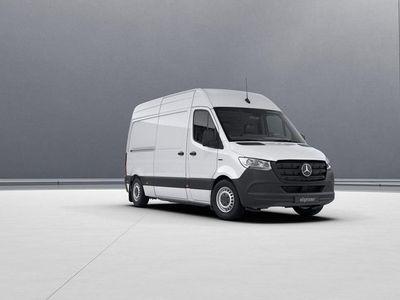 begagnad Mercedes Sprinter EA2 47Kwh 312 Skåp