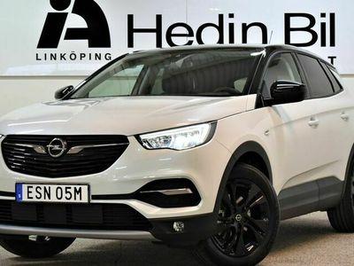 begagnad Opel Grandland X Design Line Pluspaket 1,2T 130hk