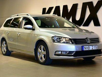 begagnad VW Passat 2.0 TDI 4-Motion