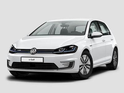 begagnad VW e-Golf Kampanj 3895 kr/mån
