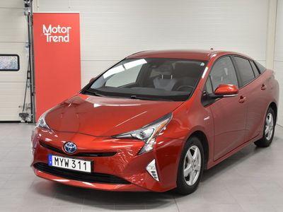 begagnad Toyota Prius Hybrid 1.8 Elhybrid Active