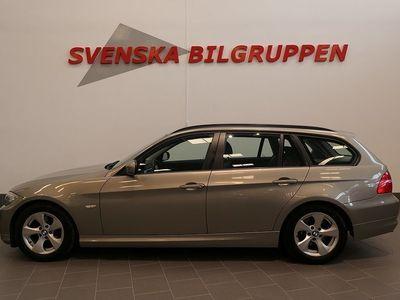 gebraucht BMW 320 d EfficientDynamics Edition 6Vxl Aux S+V-hjul Kombi