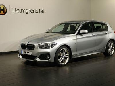 begagnad BMW 118 D 5D xDrive M-Sport
