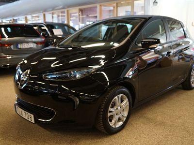 begagnad Renault Zoe R110 109 hk 41 kWh Intens batterihyra II