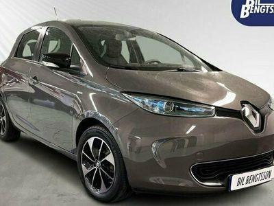 begagnad Renault Zoe R110 41 kWh Bose batterihyra II 2019, Halvkombi Pris 154 500 kr