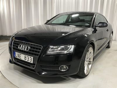 gebraucht Audi A5 2.0 TFSI quattro (211hk)