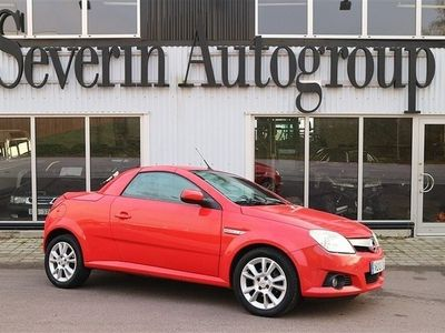 begagnad Opel Tigra TwinTop 1.4 Twinport 2006, Personbil 27 500 kr