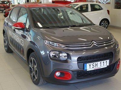 brugt Citroën C3 PureTech 82 S&S Feel -19