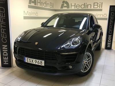 begagnad Porsche Macan S / Dragkrok / Navi / Backkamera