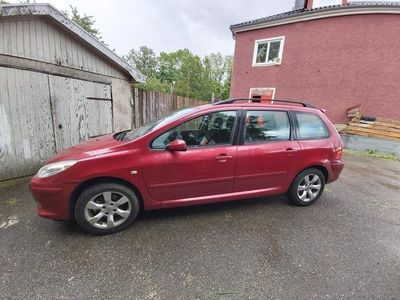 begagnad Peugeot 307 1,6 Hdi Komb