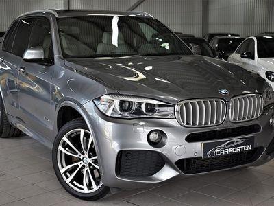 gebraucht BMW X5 40d M-SPORT SVENSK 5100MIL -15