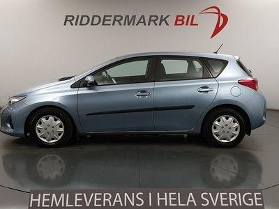 begagnad Toyota Auris 1.4 D-4D M-Värm Välskött 2013, Halvkombi 93 800 kr