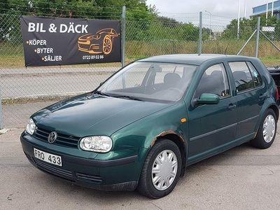 gebraucht VW Golf 5-dörrar 1.9 TDI 90hk -99
