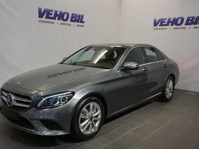 begagnad Mercedes C220 d Aut-Avantgarde-Premiumpaket-Drag