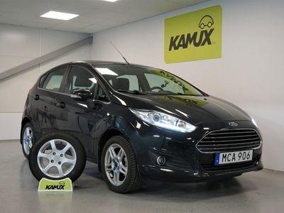 gebraucht Ford Fiesta 1.25 EcoBoost, Låg milad, Xenon, IsoFix, SoV-Däck