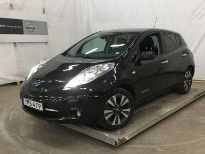 begagnad Nissan Leaf 30 kWh TEKNA Bose, GPS