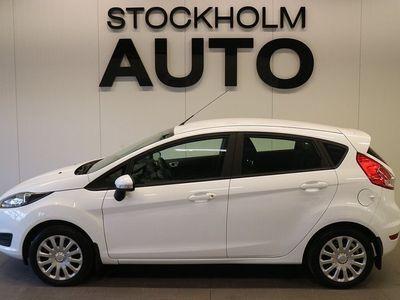 used Ford Fiesta 5-dörrar 1.25 / Euro 6 / 2561 mil