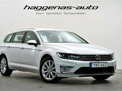 begagnad VW Passat GTE / DSG / 218hk / Drag
