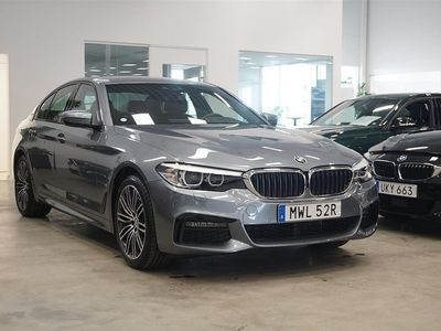 begagnad BMW 530 e Sedan M-Sport / 19