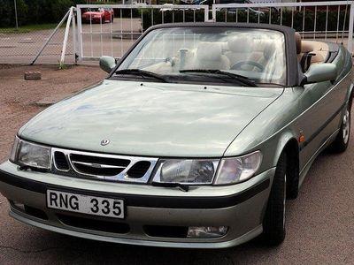 begagnad Saab 9-3 Cabriolet 2.0 Turbo Automat SE 185hk