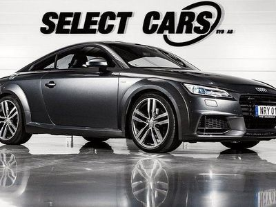 begagnad Audi TT Coupé 2.0 TFSI Quattro/S-Tronic/S-Lin