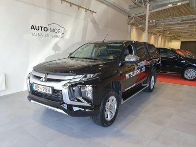 begagnad Mitsubishi L200 Premium 2,2 Aut / kåpa