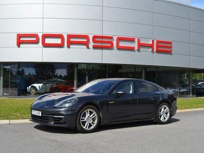 begagnad Porsche Panamera 4 E-Hybrid Sv-Såld, En ägare