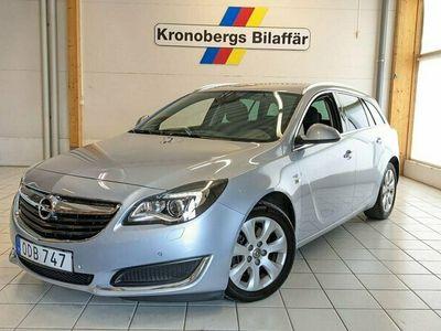 begagnad Opel Insignia Business Sports Tourer 2.0 CDTI 170hk