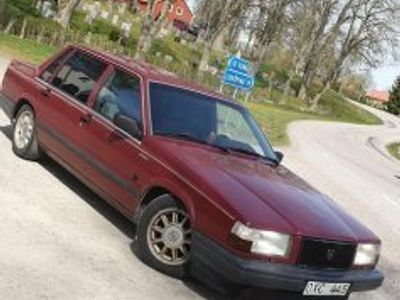 used Volvo 740 -90