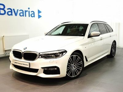 gebraucht BMW 540 i xDrive Touring M-Sport Connected Winter Innovation Drag