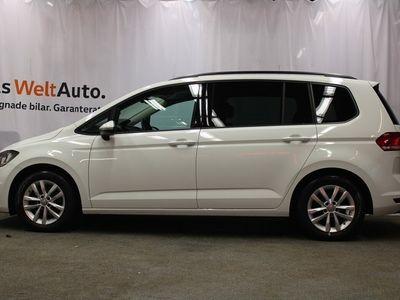 begagnad VW Touran TSI 150 MAN