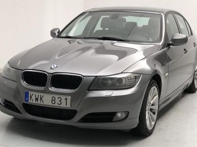 begagnad BMW 320 3-serien d xDrive Sedan, E90
