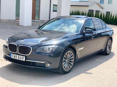 begagnad BMW 730 730D D