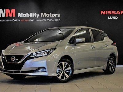 begagnad Nissan Leaf Acenta 40 kWh MY19 -20