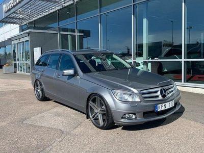 begagnad Mercedes C350 cdi