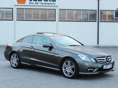 begagnad Mercedes E350 CDi AMG Svensksåld Automat 231hk