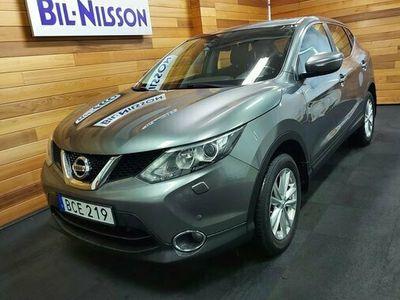 begagnad Nissan Qashqai 1,2 DIG-T manuell 2014, SUV Pris 109 000 kr